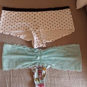 Cacique | Lane Bryant Panty BUNDLE